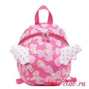 Рюкзак детский текстиль