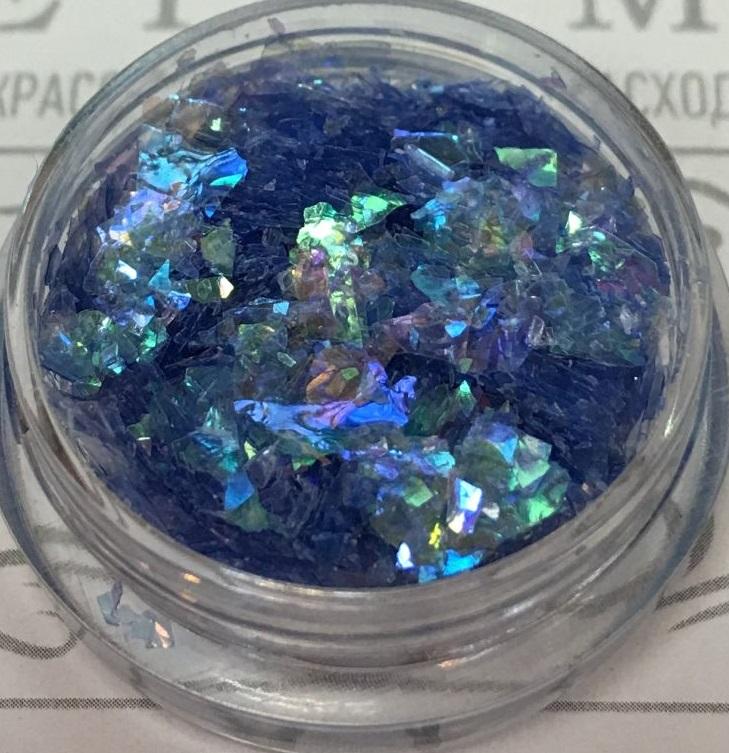 Органза в баночке 2.5 г цвет 2