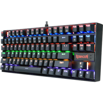 Механическая клавиатура Kumara RU,Rainbow,Full Anti-Ghosting