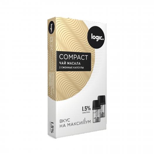 Капсулы Logic Compact Чай Масала