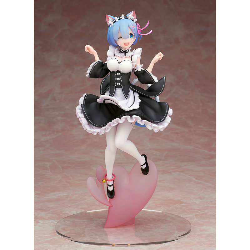 Фигурка Re:ZERO Starting Life in Another World - Rem Neko Ver.