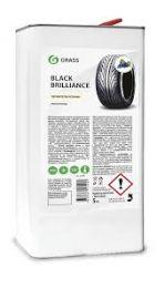Полироль для шин Grass Black Brilliance 5кг цена, купить в Челябинске/Автохимия и автокосметика