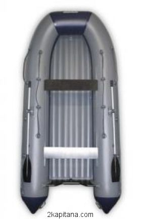 Лодка Флагман 380 надувная ПВХ