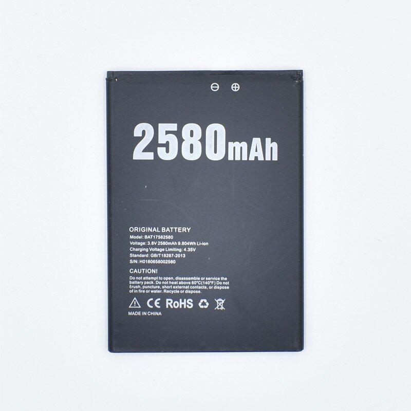 Аккумулятор Doogee X20 (BAT17582580) Оригинал