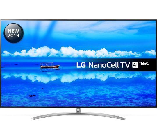 Телевизор NanoCell LG 65SM9800 (2019)