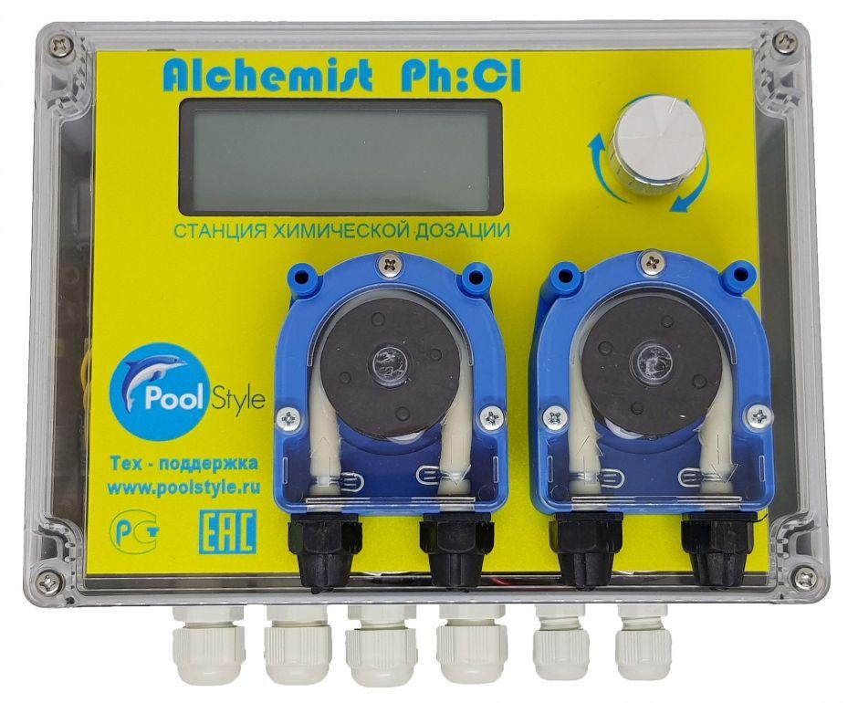 Автоматическая станция дозирования химических реагентов Alchemist Ph/Rx