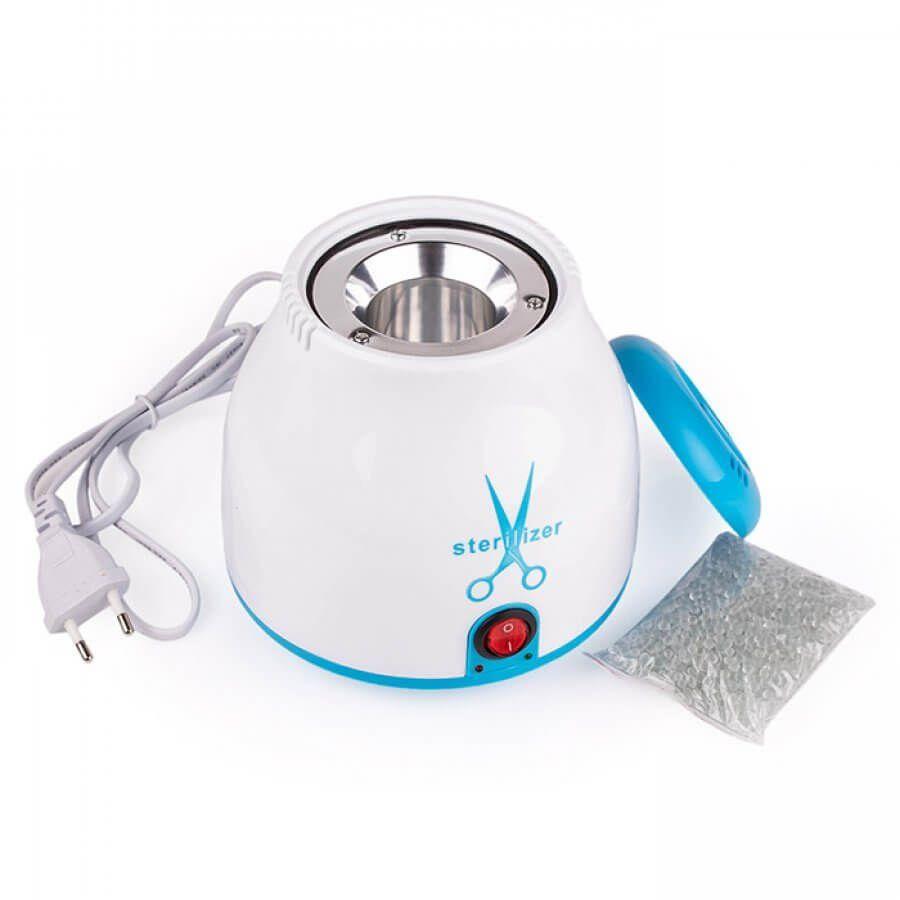 Стерилизатор гласперленовый шариковый Tools Sterilizer SP-9001, голубой