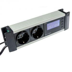 Терморегулятор с таймером Ringder AC-213 (пид-регулятор)