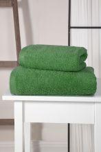 Полотенце махровое APOLLO (зеленое) 70*140 Арт.3202-9