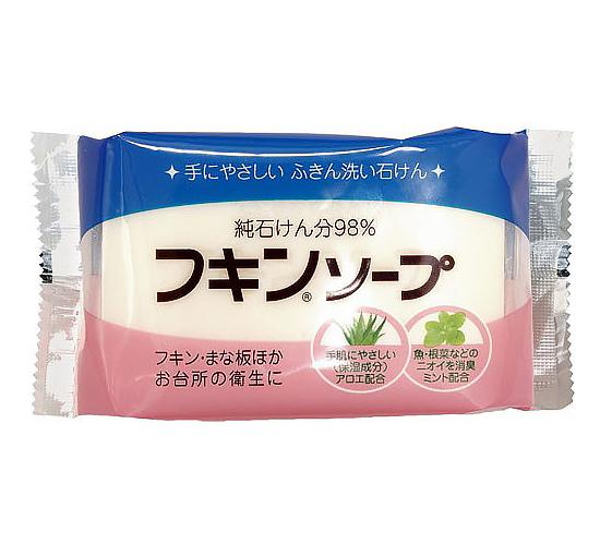 Kaneyo Мыло хозяйственное для удаления масляных пятен на основе натуральных компонентов отпугивающее насекомых,135 гр