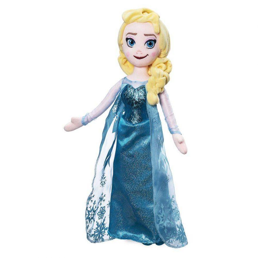 Плюшевая кукла Эльза Дисней 40 см