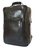 Кожаный рюкзак Carlo Gattini Chatillon black