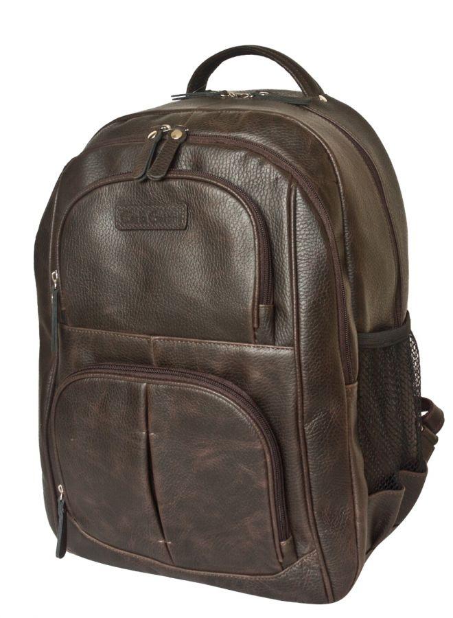 Кожаный рюкзак Carlo Gattini Rivarolo brown