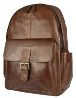 Кожаный рюкзак Carlo Gattini Mantovano brown