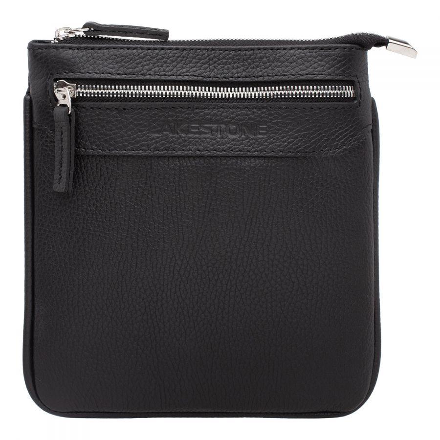 Мужская сумка через плечо LAKESTONE Hutton Black