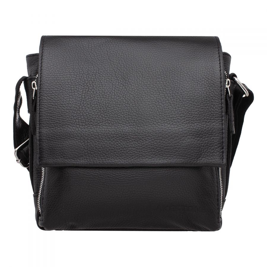 Мужская сумка через плечо LAKESTONE Norton Black