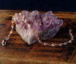 Позолоченная крученая цепочка, эффект алмазной грани, 3 мм (арт. 2502081)