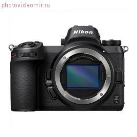 Беззеркальный фотоаппарат NIKON Z6 Body