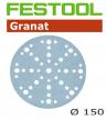 Шлифовальные круги Festool Granat STF D150/48 P220 GR/100 упаковка 100 шт 575167