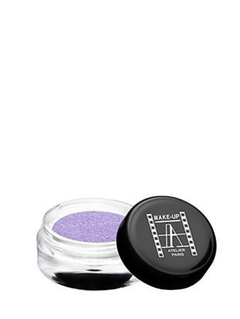 Make-Up Atelier Paris Cream Eyeshadow ESCMV Тени для век перламутрово-фиолетовые
