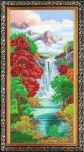 К-3552 Благовест. Рай на Земле. А3+ (набор 1475 рублей)