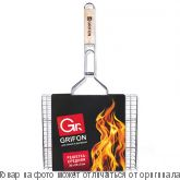 GRIFON Premium Решетка Гриль 36 х 24 х 3см, нерж.сталь 2мм, шт