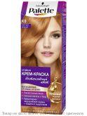 Palette.Крем-краска д/волос K8 (9-7) Светлый медный 50мл, шт