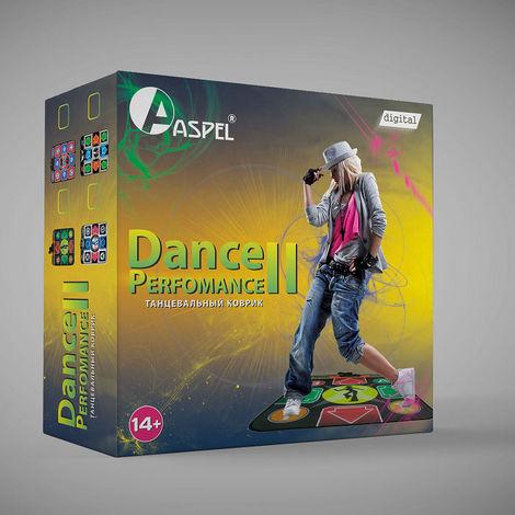 Танцевальный коврик  Dance Perfomance