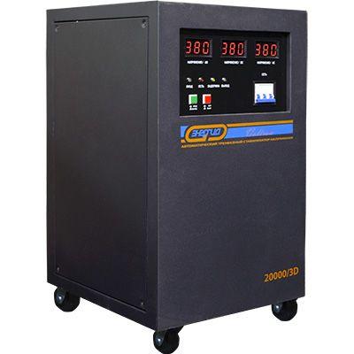 Стабилизатор Энергия Voltron 20000/3D