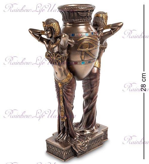 """Статуэтка египтянки с вазой """"Veronese"""""""