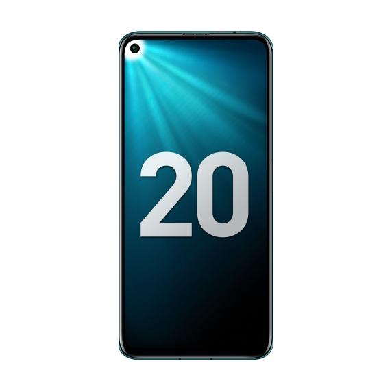 Honor 20 Pro 8/256 ГБ (мерцающий бирюзовый)