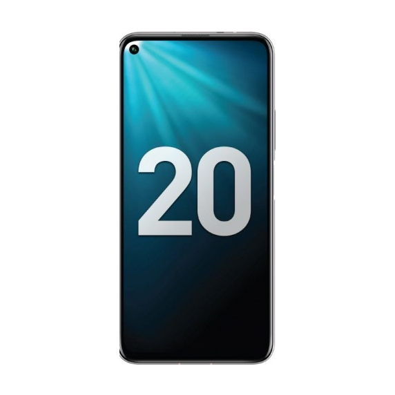 Honor 20 Pro 8/256 ГБ (белый)