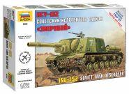 "Советская САУ ""ИСУ-152"""