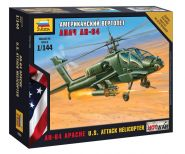 Американский вертолёт Апач
