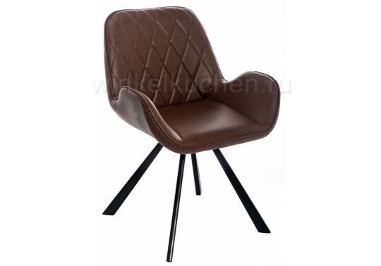 Стул Winston CColl T-860-1 brown leather