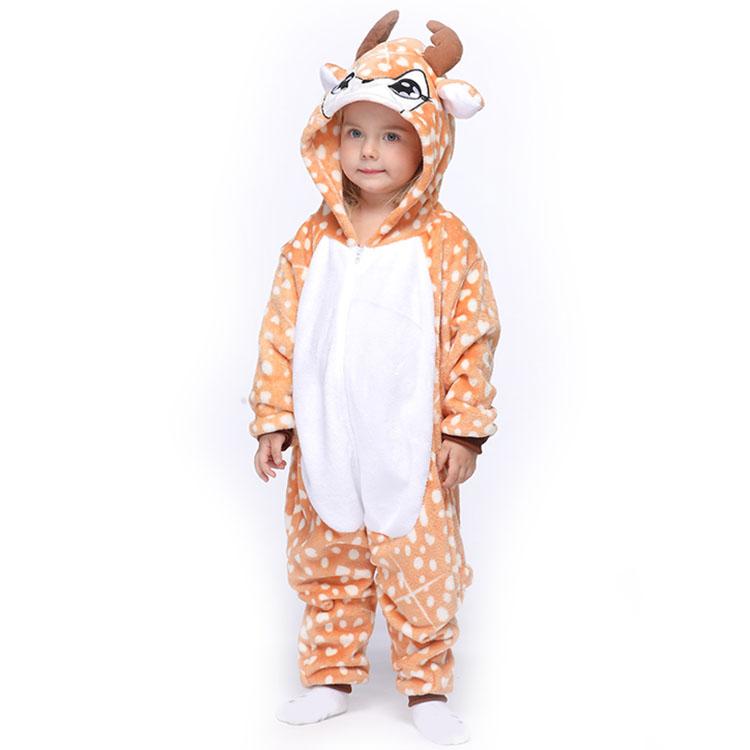 Детская Пижама Кигуруми Олень