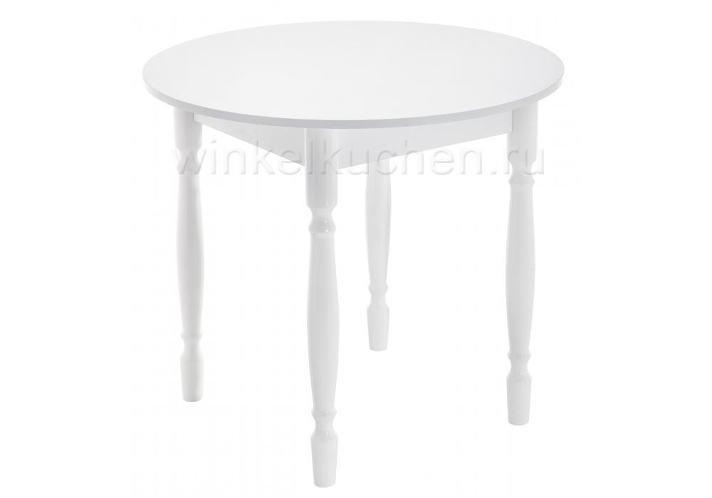 Стол деревянный Веттерен белый