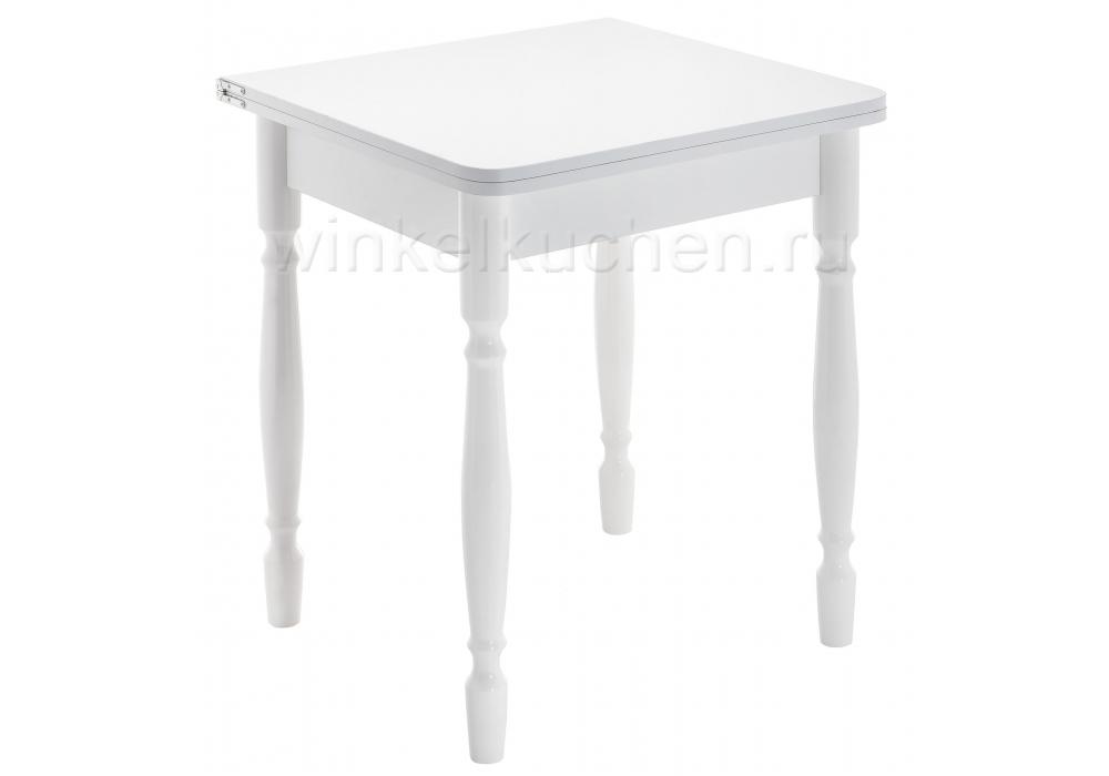 Стол деревянный Маера белый