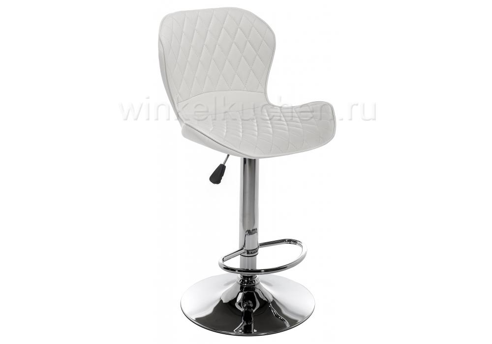 Барный стул Shanon CColl T-1002 white leather