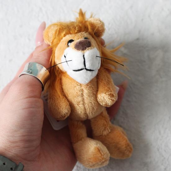 Львёнок для куклы Nici, 10 см