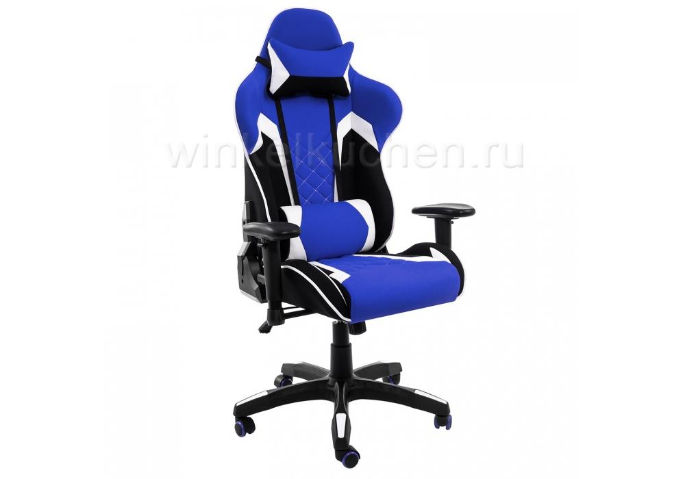 Стул Prime черное / синее