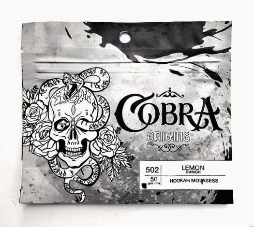 Смесь Cobra Origins - Lemon