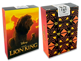 Игральные карты Lion king character deckdeck