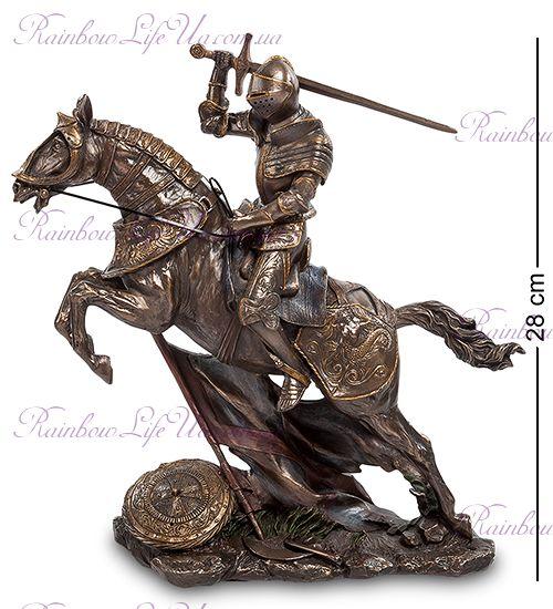 "Статуэтка рыцарь на коне ""Veronese"""
