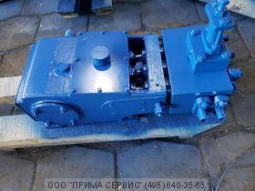 Насос водяной плунжерный 1,1ПТ25Д1М2