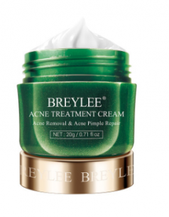 """Лечебный крем для ухода за проблемной и жирной кожей """" Acne Treatment Cream"""" Breylee от Lanbena.(0724)"""