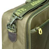 Рыболовная сумка Aquatic С-17Х для катушек (фото3)