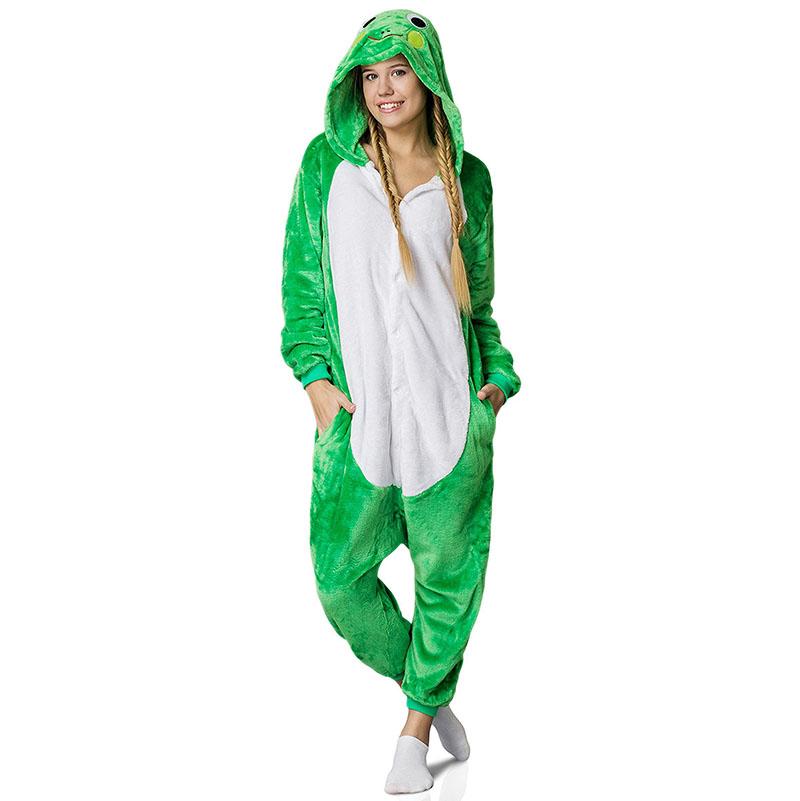 Пижама Кигуруми Лягушка