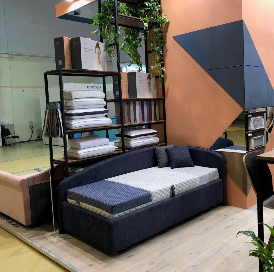 Кровать Paola с подъемным механизмом | Сонум