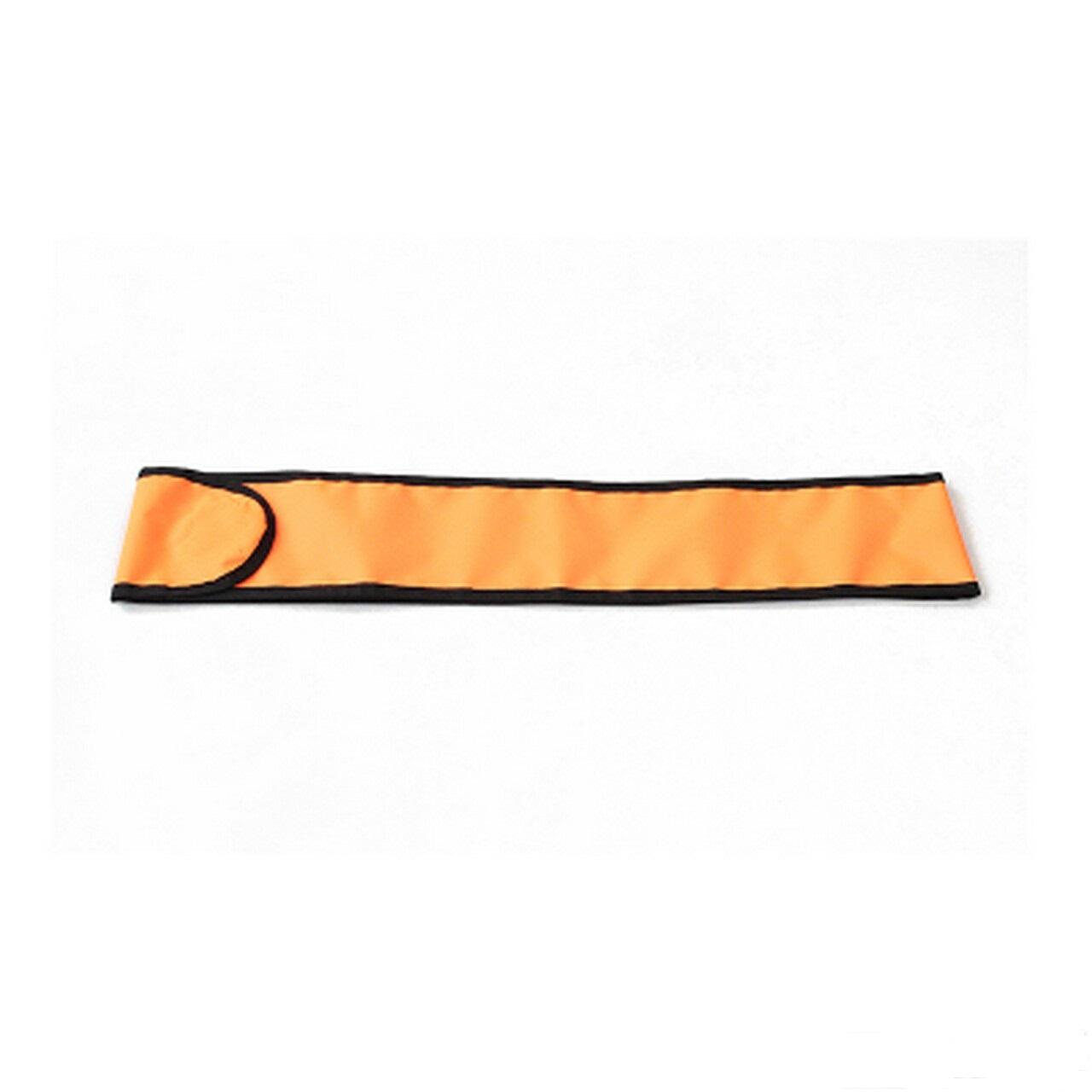 Чехол для спиннинга цв. оранжевый